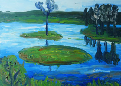 Lahemaa-Nationalpark, Estland, 80 x 100 cm, 2012